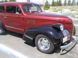 1939 Ponitac 2 Door Sedan