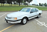 1988 Ford Thunderbird Coupe