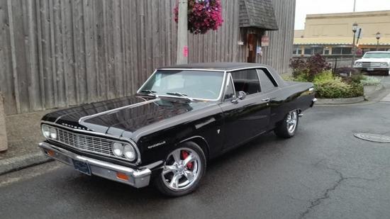 1964 Chevrolet Malibu Hard top
