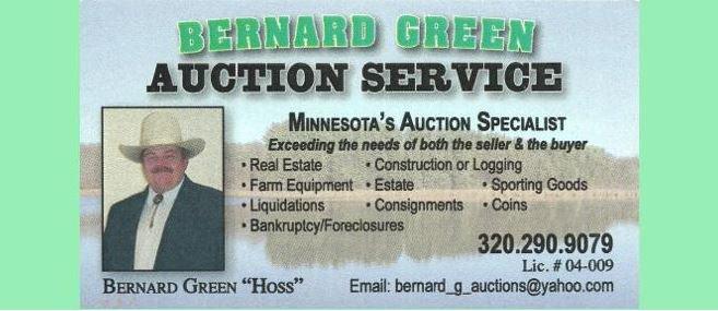 Bernard Green Auctions