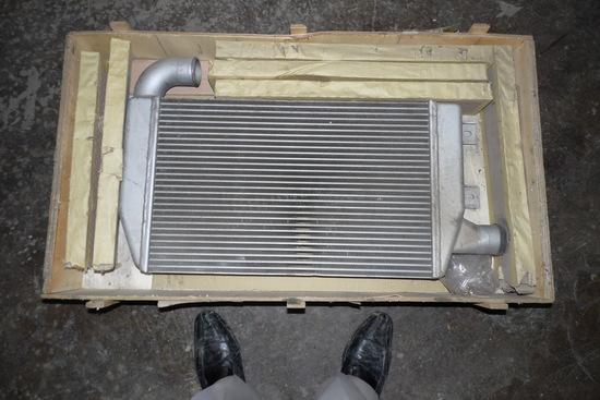 air to air cooler