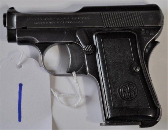 Beretta M418 6.35mm (.25 ACP) BREVET 1953  71786A