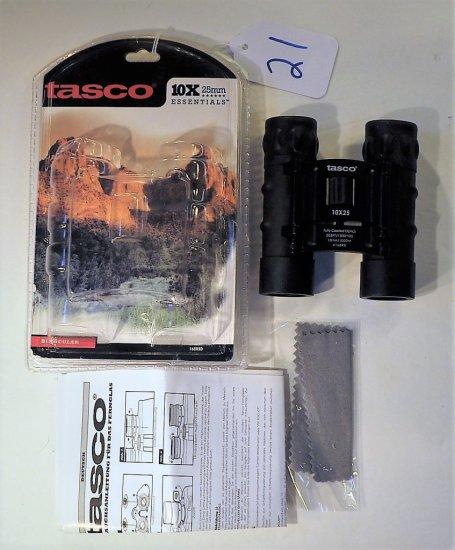 TASCO BINOCULARS 10 X 25