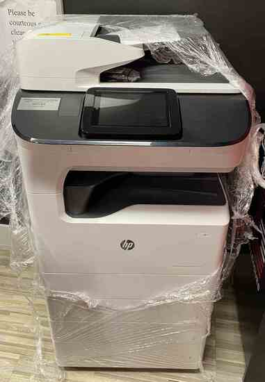 HP Pagewide Copy Machine- MFPe72650dw         R1