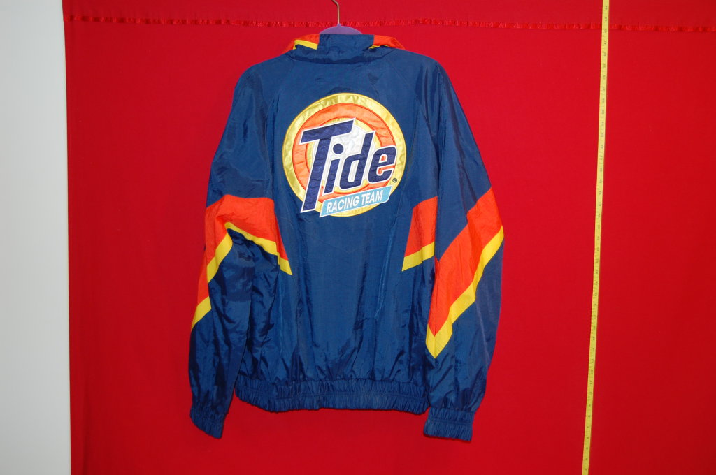 Ricky Rudd 1997 #10 Brickyard 400 Winner Jacket XL