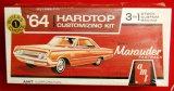AMT/Ertl 1964 Mercury Marauder Fastback Model Kit