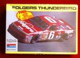 Monogram 1990 Folgers Thunderbird Model Kit