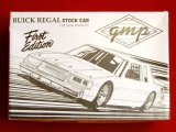 GMP/Monogram Buick Regal Model Kit