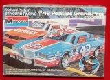 Monogram #43 Pontiac Grand Prix Model Kit