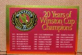 (5) Winston Cup 20th Anniversary Champions