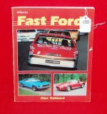 Fast Fords Softback Book by Alex Gabbard