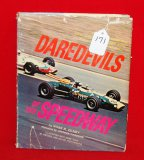 Daredevils of The Speedway by Ross R. Olney