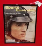 Dan Gurney Original Sports Illustrated Cover - 1963
