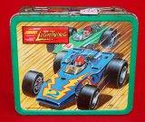1970 Aladdin / Topper Johnny Lightning Lunch Box