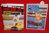 Jim Gilmore Story & Lone Star J.R. Hardback Books
