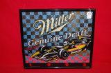 1992 Miller Genuine Draft Mirror Wall Hanging