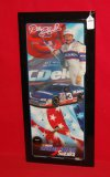 Dale Earnhardt # 3 AC Delco Thunder Special Clock