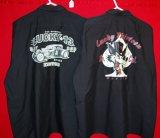 (2) Lucky 13 Rat Rod Kustoms Shirts