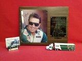 Harry Gant Autographed 1994 Farewell Tour Lot