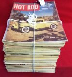 Hot Rod Magazines 1952 - 1965 (38 Issues)