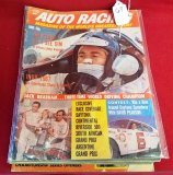 Auto Racing - The Magazine 1967 - 1970 (7 Issues)