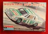 Monogram 1983 # 11 Mountain Dew Buick Model Kit