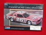 Monogram 1986 # 25 Folgers Monte Carlo Model Kit