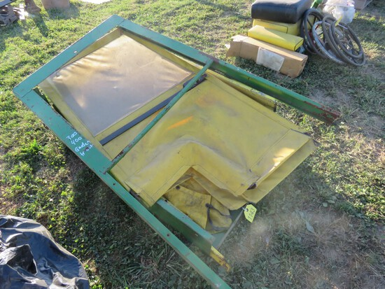 Cab for JD 300-400 Series