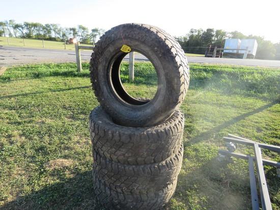 4 Tires 285 70R17