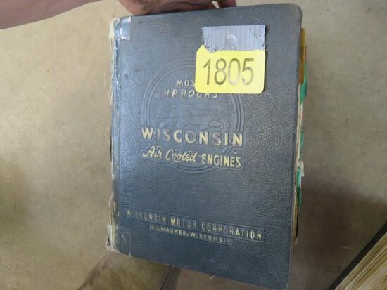 Wisc Engine Book