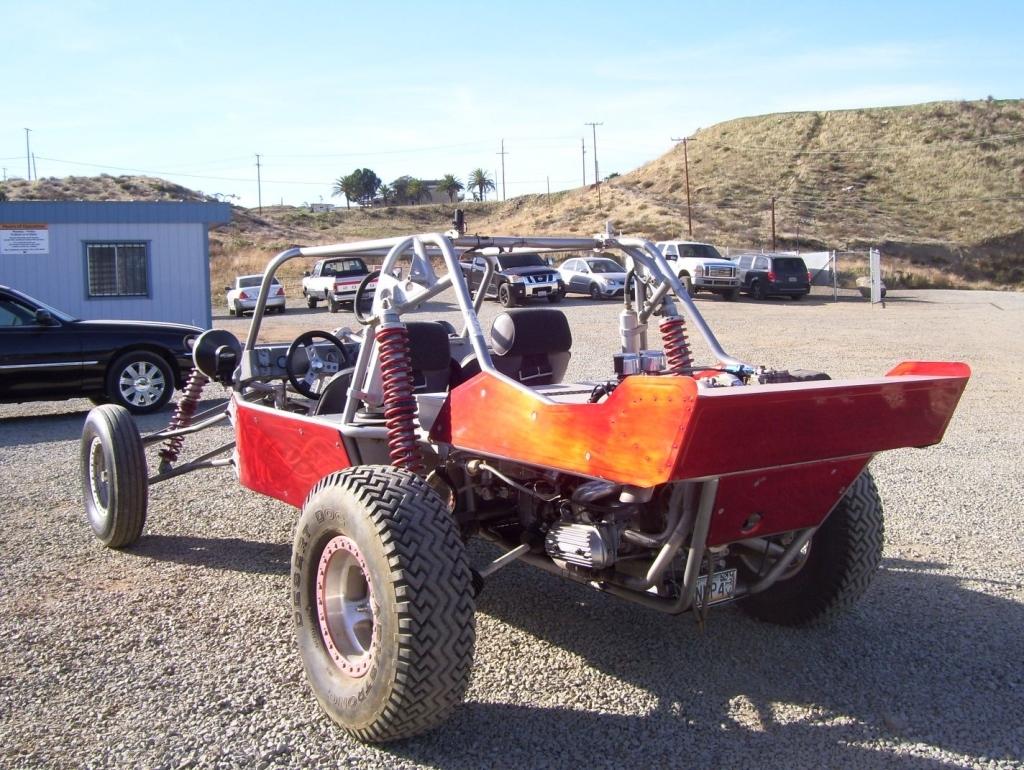 Lot: Long Travel Sand Car, | Proxibid Auctions