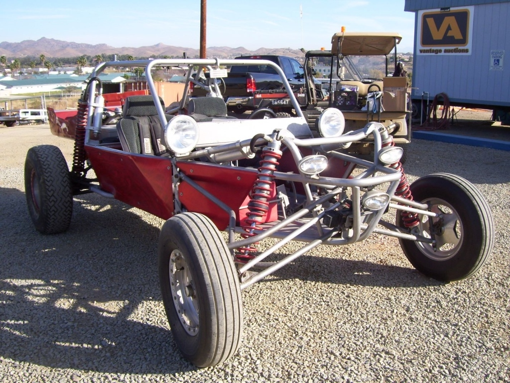 Lot: Long Travel Sand Car, | Proxibid Auctions