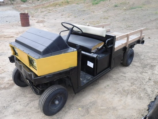 Cushman Haulster 4W Full-Ton Utility Cart, | Vehicles