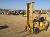 Mitsubishi FG15 Industrial Forklift,