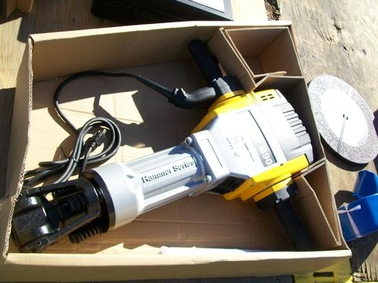 Unused Huskie B90 Pavement Breaker,