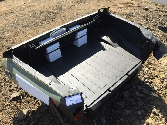 Unused 2019 CAN-AM Cargo Bed/Box w/Tailgate
