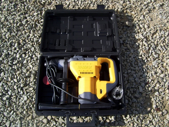 Unused Hammer Drill,