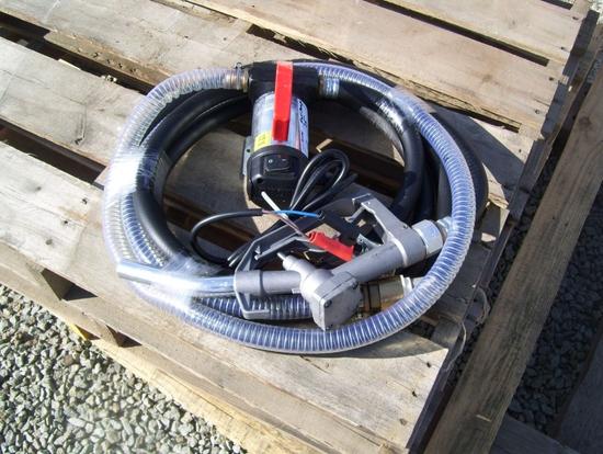 Unused Diesel Fuel Pump,