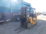 Hyster S80XLBCS Industrial Forklift,