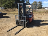 2012 Heli CPYD25 Industrial Forklift,