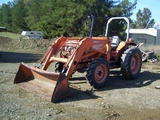 Kubota L4150 Agricultural Tractor,