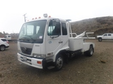 2010 Nissan UD Wrecker Tow Truck,