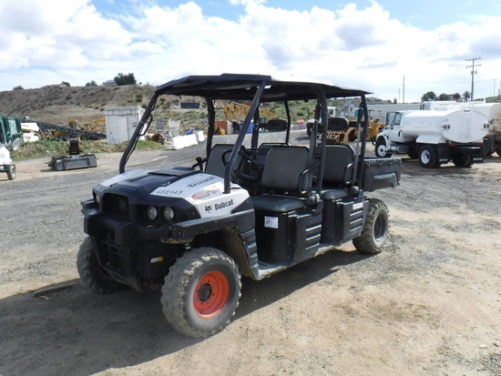 2012 Bobcat 3400XL Utility Vehicle