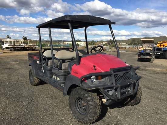 Club Car RT1550 SE 4-Passenger Utility Cart,