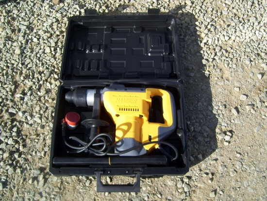 Unused Hammer Drill,