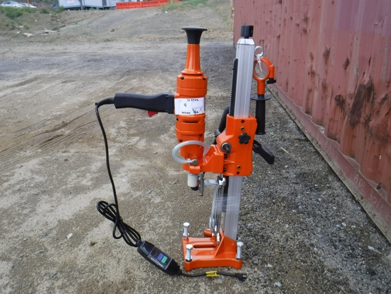 Unused Mustang Diamond Core Drill,
