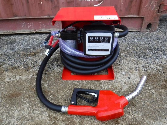 Unused Diesel Fuel Pump,