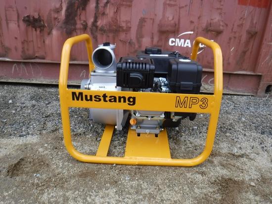 """Unused Mustang MP3 3"""" Water Pump,"""