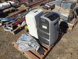 (2) Portable Room Air Conditioners.