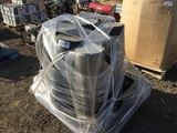 Pallet of Misc Sized Plastic Potting Containers.